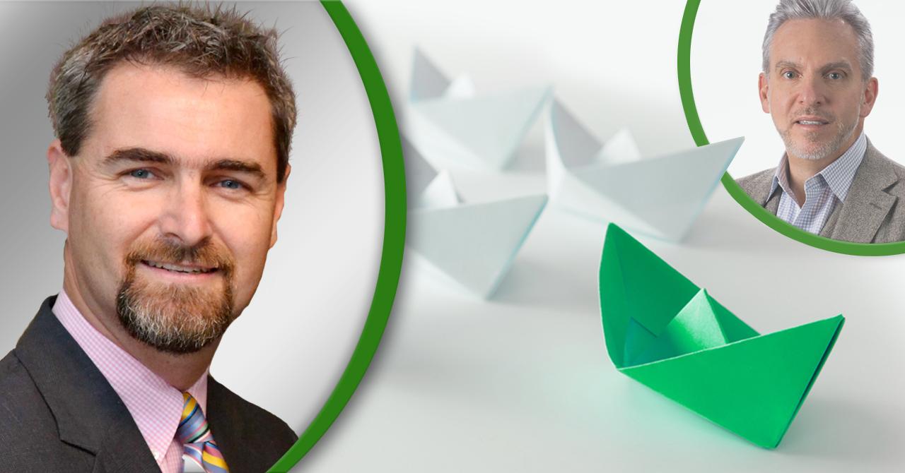 215: Developing Top-Tier Modern Salespeople   with Derron Steenbergen
