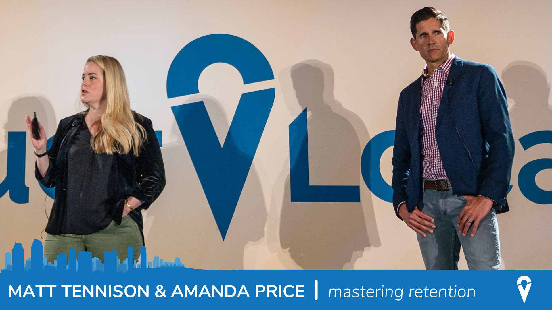 Matthew Tennison & Amanda Price | Mastering Retention