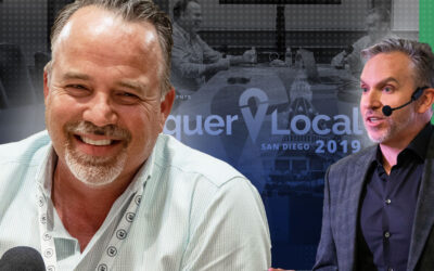 251: The Secret is Out, with Chris Montgomery   Highlights from Conquer Local 2019