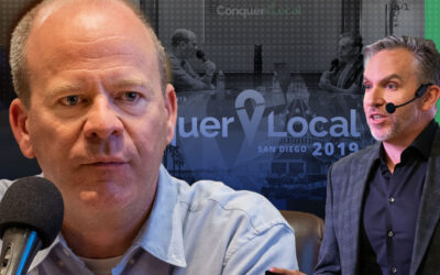 248: Disruption and Reorganization, with Matt Dosch   Highlights from Conquer Local 2019